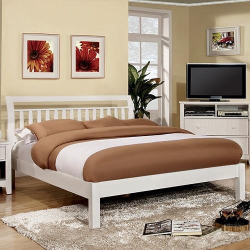 Item # 079Q Queen Bed
