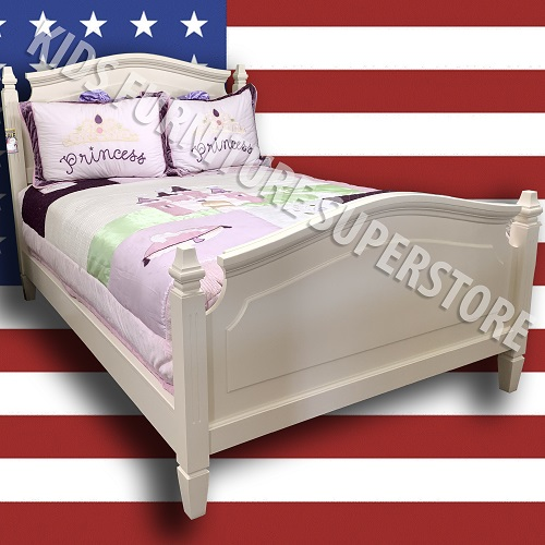 Item # US0017 Canopy bed