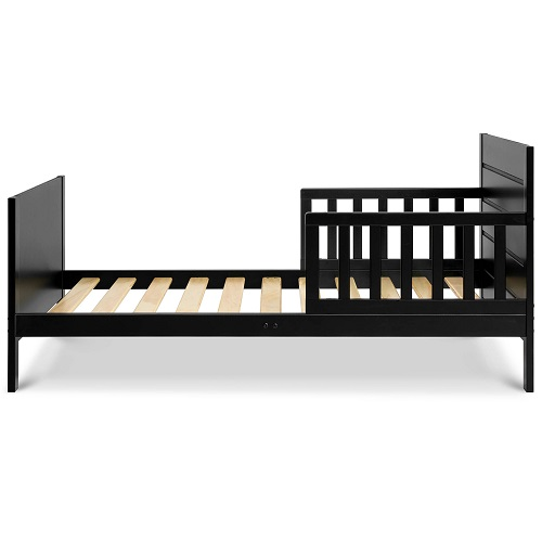005TRB Modern Toddler Bed in Black