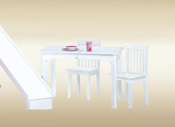 014KTCH Chair in White