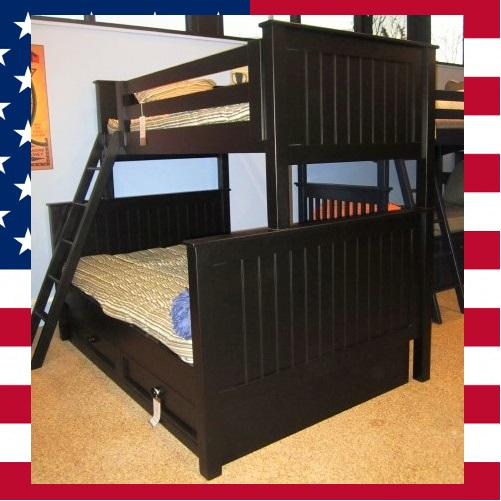 Item # US0008 Twin over Full Bunk Bed
