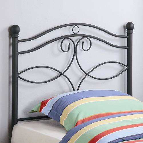 200HB Twin Metal Headboard