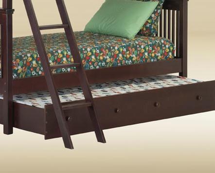 UBTBB-WA Under Bed Storage Unit in Walnut