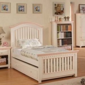 0916T Twin Panel Bed