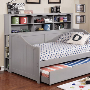 009DB Bookcase Daybed in Gray