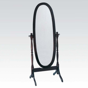 Item # 020CM Cheval Mirror - Finish: Cherry<br><br>Dimensions: 19