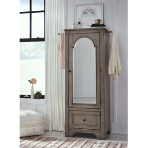 Item # 050AM - Finish: Old Crate Brown<br><br>Dimensions: 25W x 18D x 62H