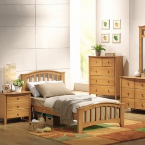 0954T Twin Bed