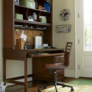 Item # 003HC Desk Hutch - <b>DesK Sold Separately</b><br><br>Touch Lighting<br><br>