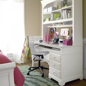 Item # 004HC Hutch - <b>Desk Sold Separately</b><br><br>