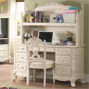 021D Writing Desk - Hutch sold separately<br><br>
