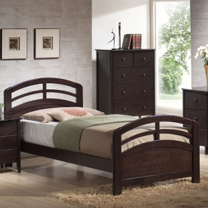 0960T Twin Panel Bed