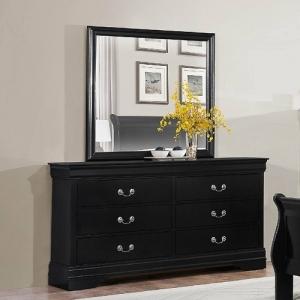 887M Traditional Black Mirror