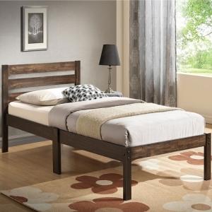 0989T Twin Platform Bed