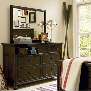 025M Vertical Mirror  - <b>Dresser Sold Separately</b><br><Br>