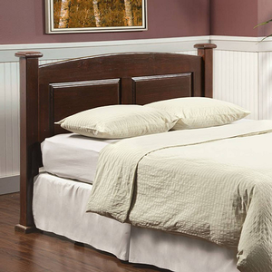 241HB Full Size Headboard in Dark Cherry - Finish: Dark Cherry<br><br>Available in Twin, Queen, E. King & Cal. King Headboard<br><br>Dimensions: 56 1/2