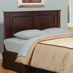 251HB Twin Headboard in Dark Cherry - Finish: Dark Cherry<br><br>Available in Full, Queen, E. King & Cal King Size<br><br>Dimensions: 41 1/2