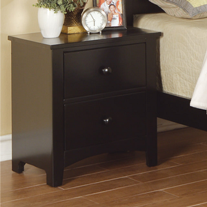 264NS Night Stand - Finish: Espresso<br><br>Dimensions: 22