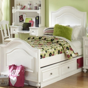 Item # 029FB Full Panel Bed - Optional Underbed Storage Drawer<br><Br>