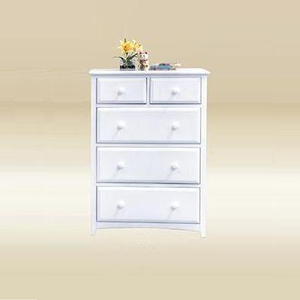 Item # 293CH 5 Drawer Chest with Divider