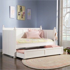 Item # A0003WD - Finish: White<br><br>Dimensions: 82.25W x 44.5D x 49H