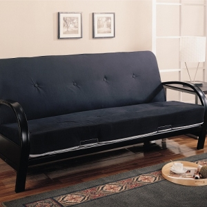 Item # 015FN Futon Frame - *Futon Pad Sold Separately*