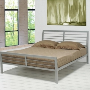 1063TMB Twin Iron Bed - Available in Full or Queen Size