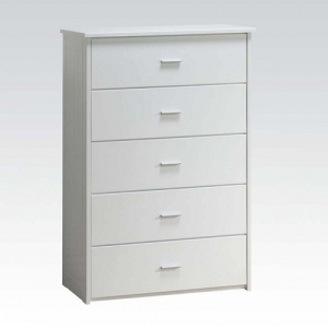 Item # 229CH Chest - Finish: White<br><br>Dimensions: 31
