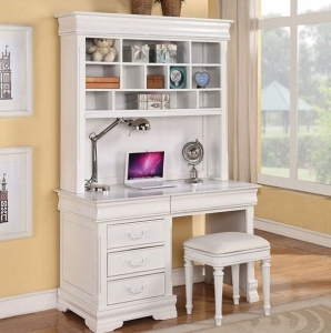 023- 30135 Classique Collection Desk - *Hutch sold separately*