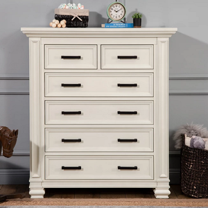Item # 369CH - Finish: Coastal White<br>Available in Moonstone finish<br>Assembled Dimensions: 46.5 x 21.3 x 52.1<br>Assembled Weight: 167.3 lbs