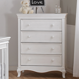 Item # 376CH - Finish: Vintage White<br><br>Dimensions: 36W x 20D x 46H
