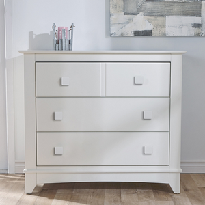 Item # 382CH - Finish: White<br><br>Dimensions: 40W x 20D x 35H