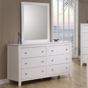 Item # 078M Dresser Mirror - *Dresser Sold Separately*