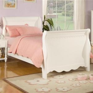 032FB Full Sleigh Bed