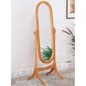 Item # 017CM Cheval Mirror