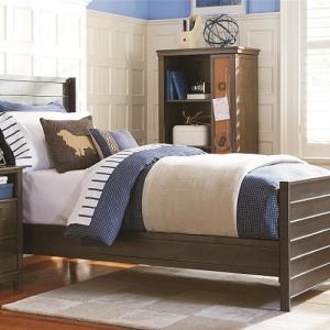 1056TMB Twin Metal Panel Bed
