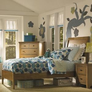 0964FB Full Bed