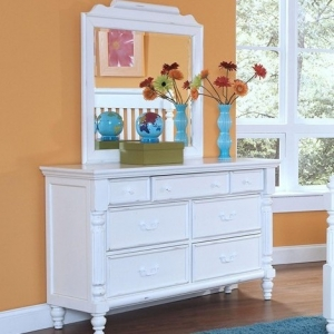 Item # 056- 05-106-052 Alexandra Collection Dresser - *Mirror Sold Separately*