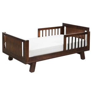 CB008 Junior Bed Conversion Kit in Espresso - Finish: Espresso<br><br>Available in White, Washed Natural, Grey & White/Washed Natural<br><br>Made in Taiwan<br><br>Assembly Weight: 70.4 lbs<br><br>Dimensions: 53.5