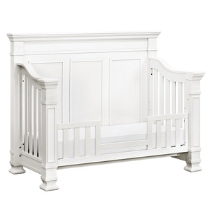 CF002 Toddler Conversion Kit in Warm White  - Finish: Warm White<br><br>Weight: 7.72 lbs<br><br>Dimensions: 53.1