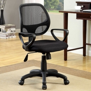 Item # 082CHR Office Chair - Complete the set with a matching office chair. It is height adjustable for easy and convenient sitting<br><Br>