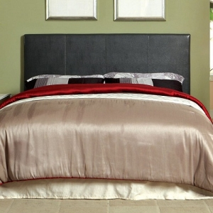 236HB Leatherette Headboard - Available in Twin & Queen Headboard (Full Size Compatible)<br><br>Leatherette w/ Acrylic Buttons<br><br>Wall Mountable<br><br>