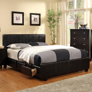 Item # 015Q Queen Bed
