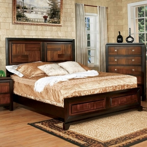 Item # 035Q Queen Bed