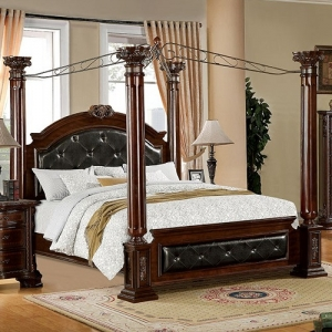 Item # 039Q Queen Bed - Dimensions: 98