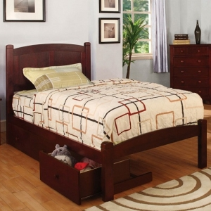 086FB Full Platform Bed