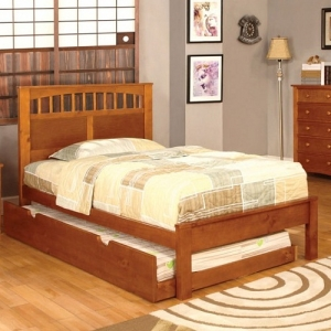 0943T Twin Platform Bed - Available in Full Size<Br><Br>Platform bed<br><br>Paneled Headboard<br><br>Slat Kit Included<br><Br>