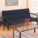 Item # 009FN Futon Frame - *Futon Pad Sold Separately*