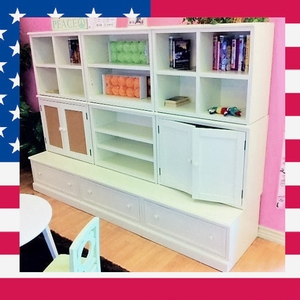 Item # US0010 Storage wall unit for Kids - Made in USA<br><br>Durable & Super Strong<br><br>Available in 33 Different Color<br><br>Made to order<br><br>Modifications are available<br><br>Different Size Options