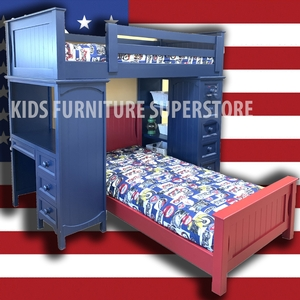 Item # US0031 TT Spacesaver - Made in USA<br><br>Durable & Super Strong<br><br>Available in 33 Different Color<br><br>Modifications Available<br><br>Different Knob & Drawer Front Options<br><br>Made to order<br><br>Available in Twin, Full & Queen Size<br>